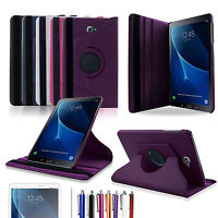 PU Leather Smart Rotating Case Cover For Samsung Galaxy Tab A 10.1 T580 T585