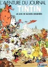 L'aventure du Journal de Tintin – 40 ans de bandes dessinées