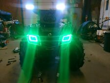 Can Am Outlander Gen 1 Halos rings lights set 2  -