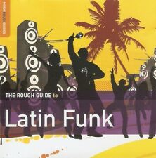 Various - The Rough Guide To Latin Funk (CD 2007) Enhanced