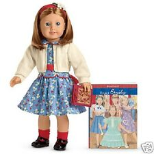 AMERICAN GIRL EMILY DOLL WITH HER ACCESSORIES NIBS MOLLY KIT RUTHIE