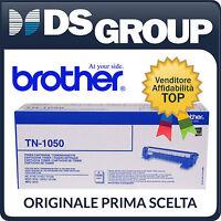 TONER ORIGINALE BROTHER TN-1050 TN1050 MFC-1810 HL-1110 DCP-1512A HL-1112A