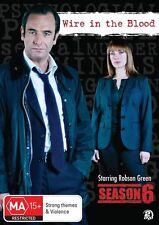 Wire In The Blood : Series / Season 6 (DVD, 2009, 2-Disc Set) Region 4