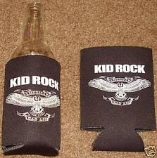 Kid Rock Beer Bottle / Can Promo Koozie Cooler for Cd Usa Never used