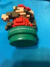 Nintendo Amiibo SUPER MARIO BROS 8 BIT classic Mario. Opened but mint condition
