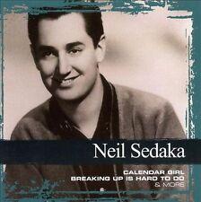 Collections by Neil Sedaka (CD, Feb-2007, Sony BMG)