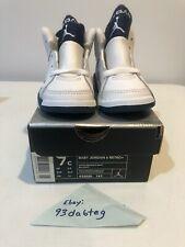 2000 Baby Jordan Retro 6 Midnight Navy Size 7C
