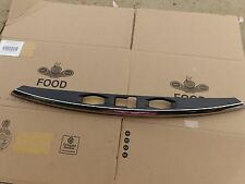 2014 2015 2016 2017 ACURA RLX TRUNK TAIL LID GATE  LICENCE MOLDING TRIM OEM
