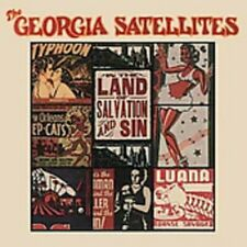 in The Land of Salvation and Sin 0090431655726 by Georgia Satellites CD