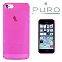 COVER CUSTODIA 0.3 ORIGINALE PURO® QUALITÀ SUPERIORE PER APPLE IPHONE SE/5S/5