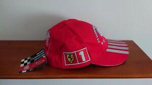 Michael Schumacher 2004 World Champion Cap Special Edition *WITH ORIGINAL TAG*