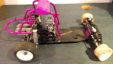 Vintage RC Nitro Sprint Car Project