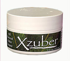 Xzuber Eliminates Foot & Body Odor by controlling the odor causing bacteria!
