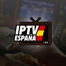 Servicio IPTV España - 4K, Full HD - Televisión Pago/Futbol - 6 Meses
