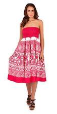Vestidos de mujer de verano 100% algodón talla M