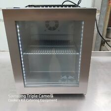 More details for iarp stainless red bull 17.5ltr small counter fridge in excellent condition