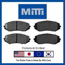MD1188 Replacement Front Brake Premium Pads fits  2006-2013 Suzuki Grand Vitara