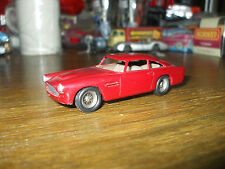 Aston Martin White Metal Diecast Vehicles