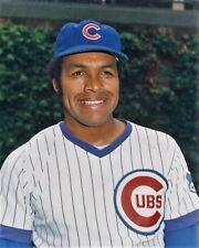 Tommy Davis Chicago Cubs 8x10 probably 1972  LA Dodgers Mets Orioles