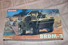 DML Dragon Russian  BRDM-3 1:35 Modern AFV Series Complete in Open Box