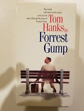Forrest Gump (VHS) Tom Hanks Robin Wright Gary Sinise Sally Field Academy Awards