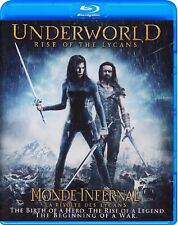 UNDERWORLD: RISE OF THE LYCANS *NEW BLU-RAY*