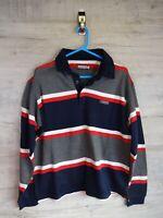80s 90s vtg invicta corduroy  sweatshirt sweater jumper refA9 large