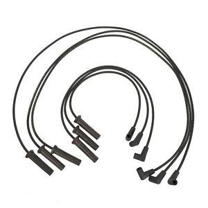 Genuine GM Chevrolet Cadillac Oldsmobile Ignition Spark Plug Cable Set 12073937