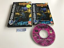 Ghen War - Sega Saturn - PAL EUR - Avec Notice