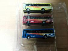 3 Stk.Modellautos/Busse -Metall Spur N - Neu
