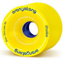 Orangatang 4President - 2 3/4in 86a Yellow Longboard Wheels Rolls