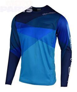 Jersey TroyLeeDesigns Sprint, JET ocean/blue, size S-XL