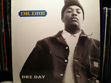 "DR. DRE - DRE DAY / PUFFIN' ON BLUNTS / ONE EIGHT SEVEN (12"")  1992!!!  RARE!!!"