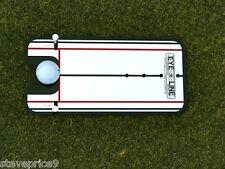 Eyeline Golf Putting Miroir, Practice Training Aid.