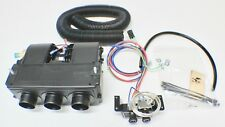 NEW! HOT ROD MINI AIR CONDITIONING KIT UNDER DASH INTEGRATED STYLE COMPLETE KIT