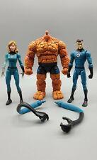 Marvel legends Fantastic 4 loose lot of three, Walgreens exclusive