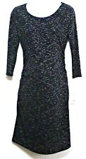 New with Tags! Liz Lange Maternity Black & White Maternity Dress - Small (4-6)