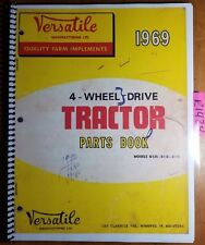 Versatile Heavy Equipment Manuals & Books for New Holland | eBay