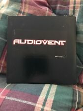 Audiovent 2 Track Promo Cd The Energy And Rain 2002 Dirty Sexy Knights In Paris