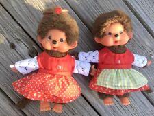 20 cm Abito Vestiti Bambole Nuovo Grembiule per Monchichi tg Trachten Mode Dirndl