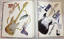 More details for scrapbook full of guitars with info 28 pages 58 sides fender peavey gibson etc.