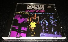 Together Brothers Soundtrack CD Rare OOP Barry White Love Unlimited Orchestra