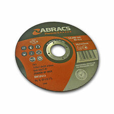 "ABRACS PHOENIX METAL CUTTING CHOPSAW DISC 350DM x2.5 x25 (14"") x50 PH3502525FM"