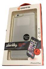 Genuina Identidad Griffin Ultra Delgada Transparente Estuche Para Iphone 6s Plus Iphone 6 Plus