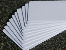 10 x NFC Karte weiß mit MIFARE Classic® Chip - NFC tag ISO card white - 1k