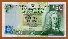 Scotland Royal Bank, 50 pounds, 2005, P-367, UNC