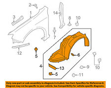 SUBARU OEM 08-10 Impreza-Front Fender Liner Splash Shield Right 59110FG021