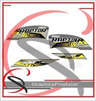Kit Adhesivos Yamaha Raptor 700 ADESIVI Sticker KLEBER AUFKLEBER