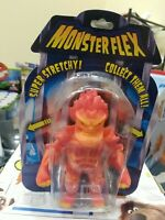 Monster Flex Super Stretchy Monster Flexible Action Figure Volcano Armstrong