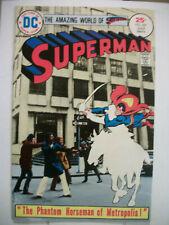 DC Comics SUPERMAN #289 (1975) Curt Swan Cover & Art